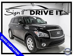 infiniti qx56 hood certified pre owned infiniti qx56 for sale 12 cars from 24 876