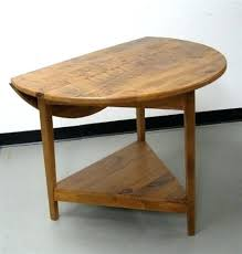 Yew Side Table Side Table Vintage Drop Leaf Side Table Antique Drop Leaf Side