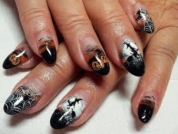 halloween nail art u2013 orlatura