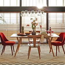mid century dining room furniture dining room chairs mid century modern mid century dining chair west