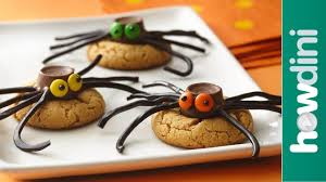 how to make cookies easy to bake halloween cookie ideas youtube