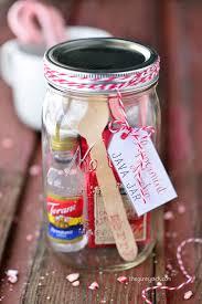 Diy Mason Jar Gifts For Christmas by Peppermint Mocha Java Jar Is A Mason Jar Gift For The Coffee