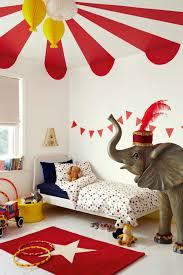 chambre cirque chambre d enfant quel cirque plumetis magazine