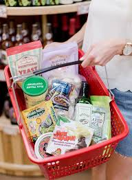 trader joe s gift baskets a nutritionist s grocery list to trader joe s inspired by this