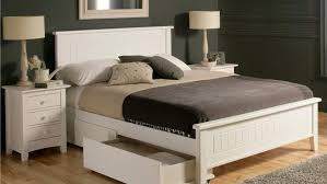 bed frames white twin bed with storage king storage beds for