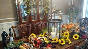 fall 2017 dining room fall tablescape tour a touch of tuscany