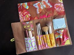 you can customize the pockets to use for just about anything makeup casediy