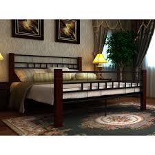 Schlafzimmer Bett Mit Matratze Metallbetten Und Andere Betten Von Vidaxl Online Kaufen Bei Möbel