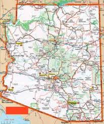 az city map map of arizona cities homeschooling tucson