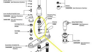 fix leaking kitchen faucet moen kitchen faucet leaking kitchen windigoturbines fixing