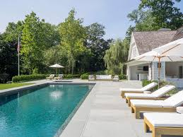 clean and simple pool and cabana u2013 sean jancski landscape architects