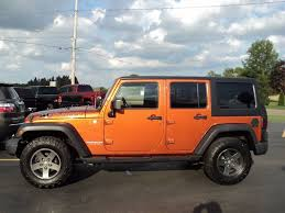 orange jeep wrangler unlimited for sale 2010 jeep wrangler unlimited sport in frankenmuth mi wholesale