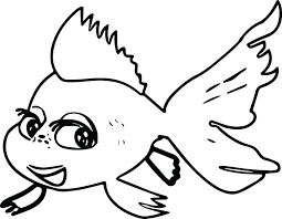 100 fish coloring template printable angel coloring pages