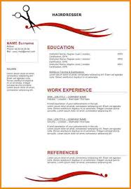 cosmetology resume template 8 cosmetology resume sles resume cover note