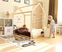 Cabin Bed Frame House Bed Frame Or Toddler Bed Cabin Bed Floor