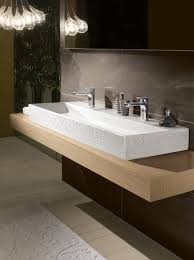 Villeroy And Boch Kitchen Sinks by Sleek Bathroom Collection Focusing On The Essential Memento By