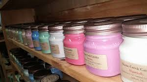 8 oz jar candles weco friendly wicks
