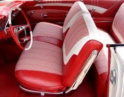 Chevy Nova Interior Kits 1960 Chevrolet Impala Hardtop Interior Package Kit