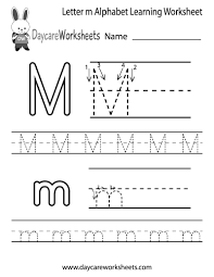get ready for reading all about the letter m letters