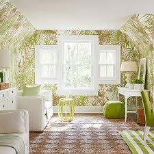 Raffia Family Room Mirror Design Ideas - Wallpaper for family room