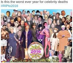 celebrities that died february 2016 was 2016 the deadliest year for celebrities