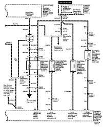 Wiring Diagram For 2000 Honda Civic Ex 2000 Civic Si Radio Wiring Diagram 2000 Honda Civic Radio Wiring
