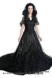robe de mariã e de crã ateur robe de mariée gothique sinister vetement gothique