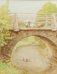 Winnie The Pooh Home Decor by Eeyore Floats Print W Mat Vintage U0026 Classic Winnie The Pooh