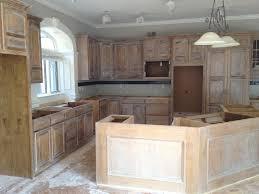 red oak wood honey prestige door best way to clean kitchen