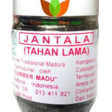 jantala jamu kuwat tahan lama tradisional madura toko obat