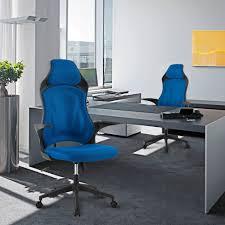 B Otisch Modern Langria Schreibtischstuhl Netz Rücklehne Bürostuhl Gaming Chair