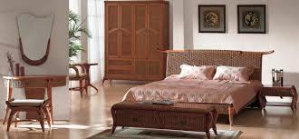 Elegant Bedroom Furniture Wicker Bedroom Furniture Design Ideas And Decor