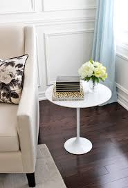 tulip side table knock off coffee table saarinen side table design within reach tulip coffee