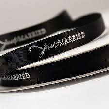 personalized wedding ribbon best 25 personalized ribbon ideas on
