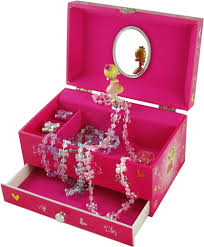 Childrens Music Boxes Princess Sophie Musical Jewellery Box Princess Musical Jewellery