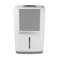 shop dehumidifiers at lowes com frigidaire 50 pint 2 speed dehumidifier energy star