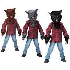 Werewolf Halloween Decorations by Halloween Halloween Werewolf Costume Monster Fancy Dress Play