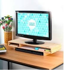 adjustable monitor stand for desk 17 best monitor stands images on pinterest desks monitor stand