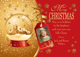 best 82 christmas card messages 2016