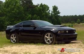 Black 2010 Mustang Gt Niche Wheels U0026 Tires Authorized Dealer Of Custom Rims