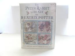 rabbit library the rabbit library 12 book box set by beatrix potter