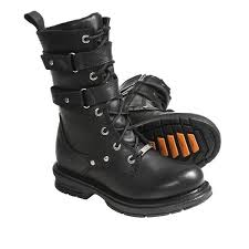 womens harley davidson boots size 12 harley davidson bonita motorcycle boots leather for