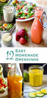 What Type Of Dressing Does Olive Garden Use 12 Easy Homemade Salad Dressings Renee Nicole U0027s Kitchen