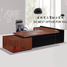 New Office Desk Manager Office Design Simple Chairman And Managing Director