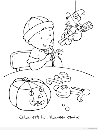 caillou christmas coloring pages timykids