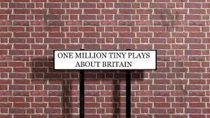 one million tiny plays about britain oldham coliseum theatre