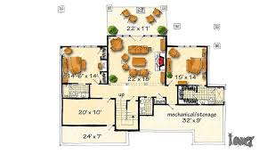 high end house plans high end mountain house plan with finished lower level 12950kn