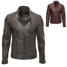 gipsy men u0027s leather jacket carson sf lvw 149 99 u20ac