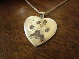 custom silver pendants paw print pendant custom silver pendants specializing open heart