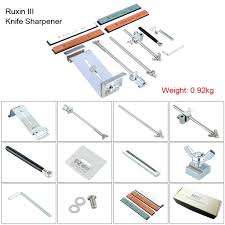 how to use a 3 stone knife sharpener tri 6 3 stone knife sharpener